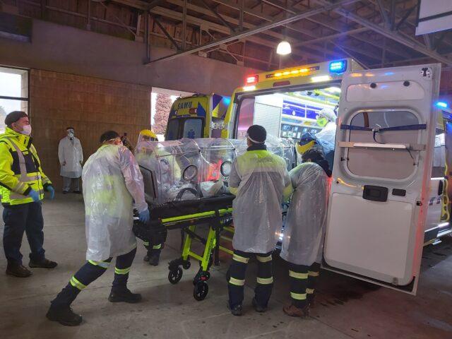 confirma siete nuevos casos de Covid-19 en Los Rios